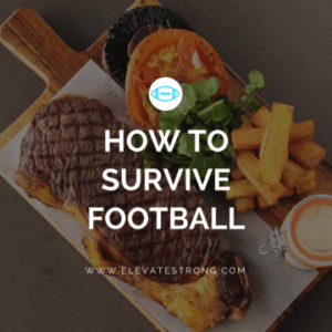 Make A Game Day Plan: Surviving The Big Party
